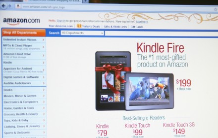 Get Familiar With the Kindle Fire